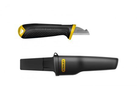 Fatmax fixpengés kés villanyszerelési munkákhoz tokkal (0-10-234)