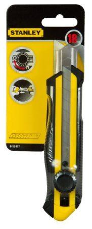 Stanley tördelhetőpengés kés 18mm (0-10-417)