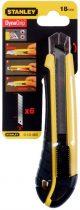 Stanley műanyagházas kés 18mm  6db penge (0-10-480)
