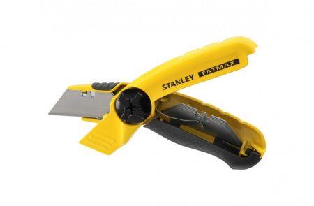 Stanley Fatmax fémházas rögzítettpengés kés (0-10-780)