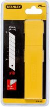 Stanley Tördelhető penge 25mm 10db (0-11-325)