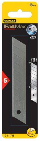 Stanley FatMax tördelhető penge 18mm 5db (0-11-718)
