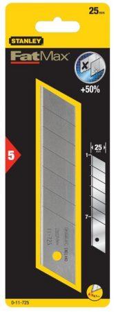 Stanley FatMax tördelhető penge 25mm 5db (0-11-725)