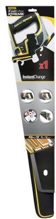 Stanley FatMax Xtreme Bladearmor cserélhetőlapú fűrész készlet (markolat+fűrészlap+tok) (0-20-256)
