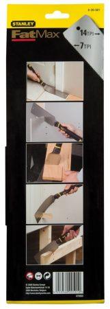 Stanley Fatmax japán fűrész, két oldalas (0-20-501)