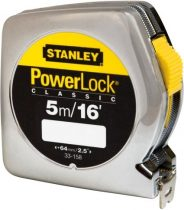 Stanley PowerLock mérőszalag 5m/16' (0-33-158)
