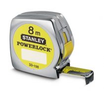 PowerLock mérõszalag 8m×25mm  0-33-198