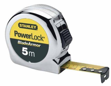 Stanley PowerLock mérőszalag 5 méter (0-33-514)