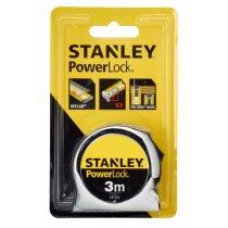 Stanley PowerLock mérőszalag 3méter (0-33-522)