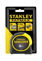 Stanley FatMax mérőszalag 8méter (0-33-728)
