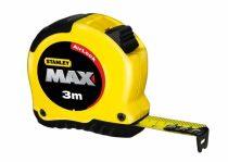 Stanley Max mérőszalag 3méter (0-33-918)