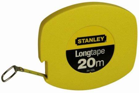 Stanley Acél mérőszalag 20méter (0-34-105)