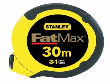 Stanley FatMax acél mérőszalag 30méter (0-34-134)