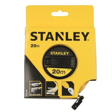 Stanley Üvegszálas mérőszalag 20méter (0-34-296)