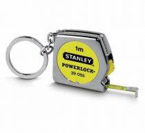 Stanley Kulcstartós mérőszalag 1 méter (0-39-055)