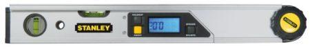 Stanley Digitális vízmérték, szögmérő 49cm (0-42-087)