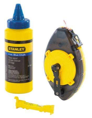 Stanley PowerWinder kicsapózsinór készlet 30méter (0-47-465)