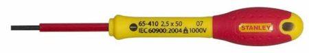 Stanley FatMax szigetelt csavarhúzó 2,5 (0-65-410)