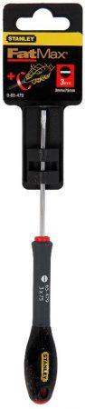Stanley FatMax lapos csavarhúzó 3mm (0-65-479)