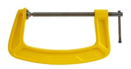 """Stanley """"C"""" szorító 200mm (0-83-036)"""
