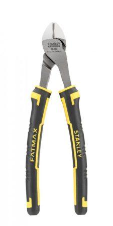 Stanley FatMax hajlított oldalcsípő fogó 175mm (0-89-860)