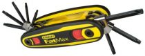 Fatmax rögzíthető imbuszkulcs készlet torx 8 részes  0-97-553