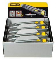 Tördelhető pengés kés, fémházas 18mm  1-10-018