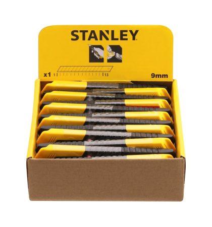 Stanley műanyagházas kés 9mm (1-10-150)