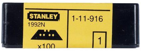 Stanley trapézpenge tartóban 100 db (1-11-916)