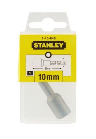 Mágneses dugófej hatlapfejű  10mm  1-13-646