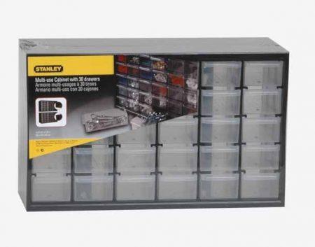 Stanley Csavartartó doboz 30 fiókos (1-93-980)
