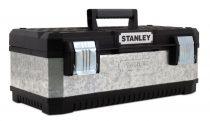 """Stanley 20"""" galvanizált fém/műanyag szerszámláda (1-95-618)"""