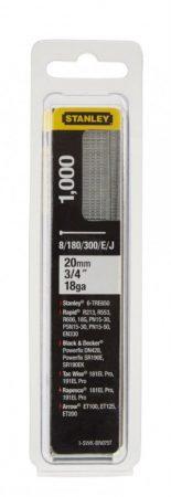 "Stanley Tűzőszeg ""J"" 20mm (1-SWKBN075T)"