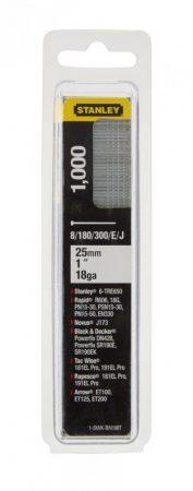 """25mm, 1"""" tűzőszeg """"E""""/""""J"""" TÍPUS  (1-SWKBN100T)"""