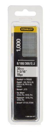 "Stanley Tűzőszeg ""J"" 30mm (1-SWKBN1187T)"