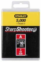 """Stanley Tűzőkapocs """"A"""" 10mm (3/53/530) 5000db (1-TRA206-5T)"""