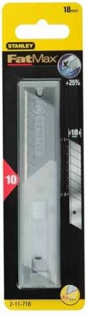 Stanley FatMax tördelhető penge 18mm 10db (2-11-718)