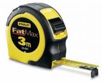 Stanley FatMax mérőszalag 3méter (2-33-681)