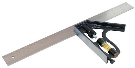 Stanley kombinált fém derékszög (2-46-222)
