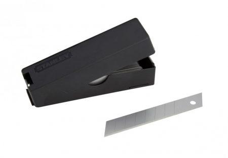 Tördelhető penge műanyag tartóban 18mm 10 db  3-11-301
