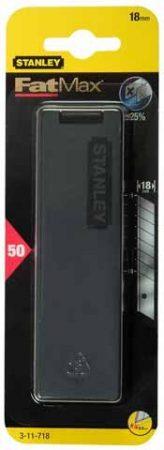 Stanley FatMax tördelhető penge 18mm 50db (3-11-718)