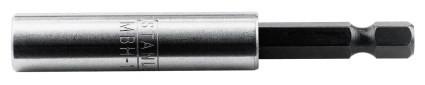Mágneses bit tartó 75mm 5db  3-68-729