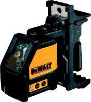 DeWalt Önbeálló vonallézer (vízszintes és függőleges)  DW088K-XJ