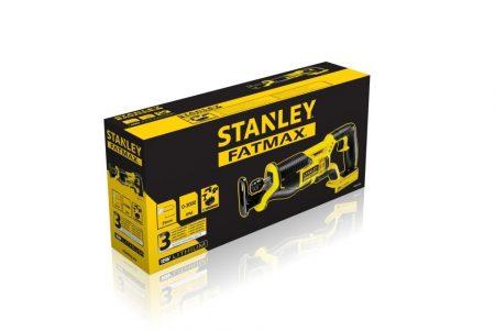 Stanley FatMax 18V-os orrfűrész akku töltő nélkül (FMC675B)