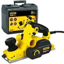 Stanley FatMax elektromos gyalu 750W (FME630K)
