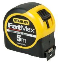 Stanley FatMax mágneses mérőszalag 5méter (FMHT0-33864)