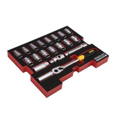 """Stanley Fatmax Tstak 1/2""""os dugókulcs készlet 20 részes (FMHT0-74297)"""