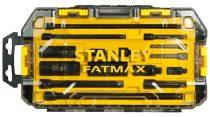 Stanley FatMax dugókulcs tartozék kiegészítők 15db (FMHT0-74719)
