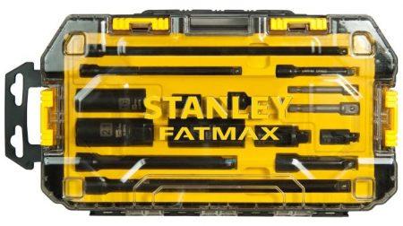Stanley FatMax dugókulcs tartozék kiegészítők 15db (FMHT0-74719) KIFUTÓ