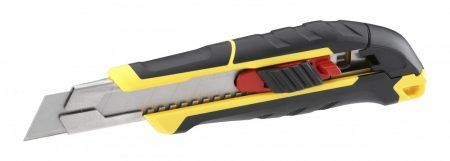 Stanley So Tördelhető Pengés Kés, TPR 18mm (FMHT10338-0)